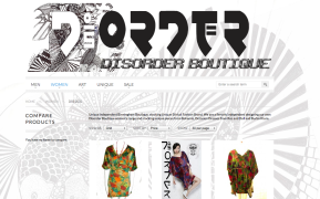disorder clothing