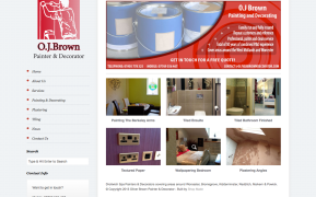 Oliver Brown Painter decorator