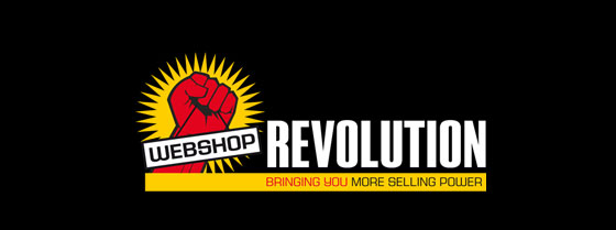 webshop revolution affordable online shops, easier and better than Shopify, big commerce and Tictail