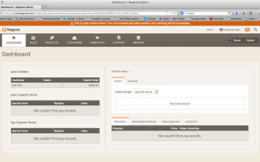 Magento 2.0 Demo backend acess