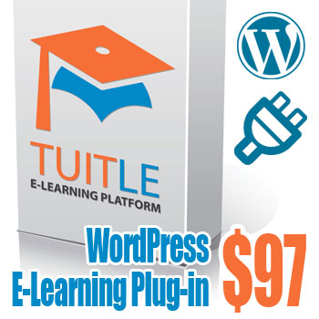Tuitle E-Learning WordPress Plug-in